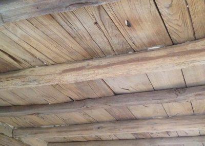 sabbiatuta soffitto elgno centro storico